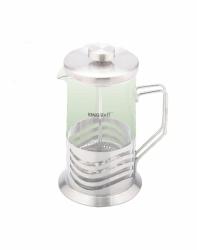 Kinghoff Zaparzacz Do Kawy/Herbaty Z Dociskiem 600ml KH-4834