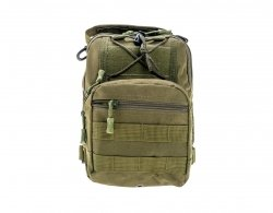 Torba Badger Outdoor Sling Tactical 10 l Olive (BO-CCS10-OLV)