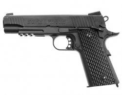 Wiatrówka Swiss Arms SA1911 Tactical Rail 4,5 mm - black (288513)