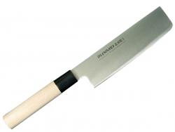 Nóż Usuba dwustronnie ostrzony 18cm Bunmei