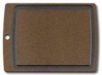 Victorinox Deska Allrounder L brązowa z ociekaczem na sok 7.4114