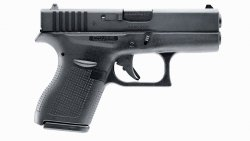 Replika pistolet ASG Glock 42 6 mm