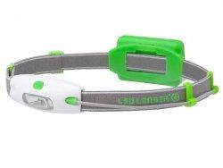 Latarka czołowa Led Lenser Neo zielona
