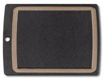 Victorinox Deska Allrounder L czarna z ociekaczem na sok 7.4114.3
