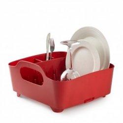 UMBRA - Suszarka na naczynia, czerwony