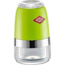 Młynek sól/pieprz zielony 10cm Wesco