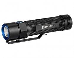 Latarka Olight S2R Baton Black - 1020lm