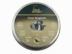 Śrut Crow Magnum Diabolo ciężki rozrywający 4.5 mm - 500 szt.