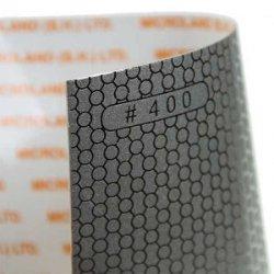 Folia diamentowa 20x10cm o gradacji (400)
