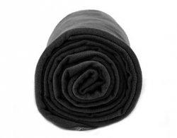 Ręcznik szybkoschnący Dr.Bacty Medium Black (DRB-M-099)