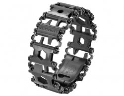 Multitool Leatherman Tread Black DLC - Metric (832324)