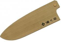 Tojiro Drewniana pochwa ,,Saya na Nóż Szefa 18-21 cm