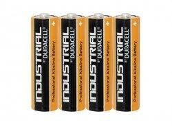 Baterie alkaliczne AA Duracell Industrial, 4 szt.
