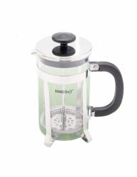 Kinghoff Zaparzacz Do Kawy/Herbaty Z Dociskiem 0.8 L KH-4838