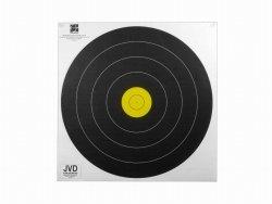 Tarcza Papierowa 40x40 cm czarna