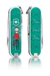 Victorinox Classic Ride your Bike 0.6223.L1508