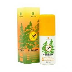 Repelent spray Foresta 30% DEET + IR3535 100 ml