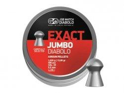 Śrut diabolo JSB Exact Jumbo 5,52 mm 500 szt.