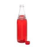 Butelka FRESCO TWIST&GO - czerwona - 0.7L / Aladdin