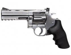 Rewolwer GNB ASG Dan Wesson 715 4 - silver (18610)