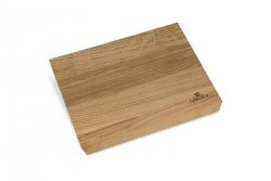 Deska z drewna dębowego 30x24cm Gerlach NATUR
