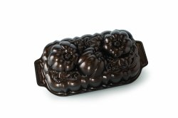 Forma do ciasta BOTANICAL PUMPKIN Nordic Ware
