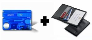 Victorinox SwissCard Lite 0.7322.T2 + ETUI