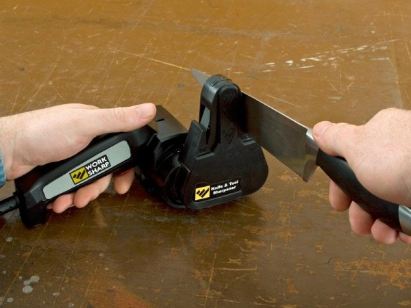 Ostrzałka elektryczna Work Sharp WSKTS