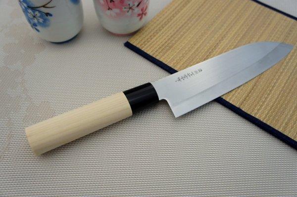 Satake Megumi Nóż Santoku 17cm