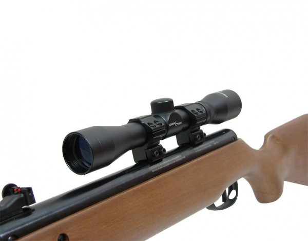 Wiatrówka Crosman Vantage Nitro Piston 4,5 mm z lunetą Center Point 4x32 (30021)