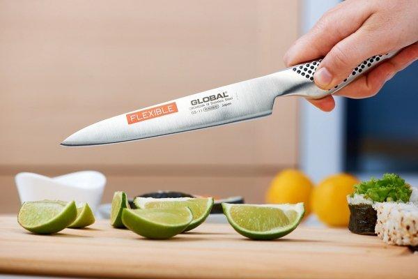 Nóż uniwersalny elastyczny 15cm GS-11