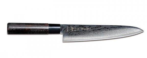 Nóż szefa kuchni 21cm Tojiro Shippu Black