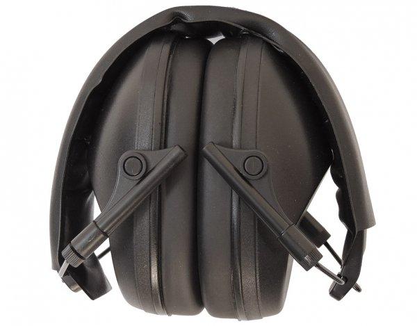 Ochronniki słuchu pasywne Gamo - czarne (6212462)