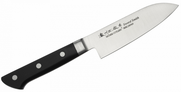 Nóż uniwersalny Santoku 13,5 cm Satake Satoru