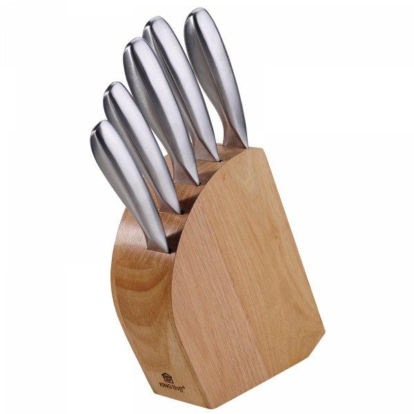 Zestaw noży w bloku Kinghoff KH-1152