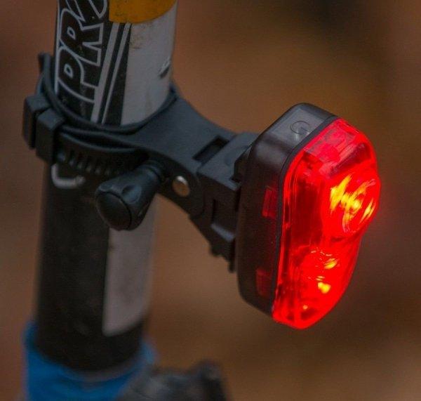 Lampa rowerowa tylna Mactronic Bright Eye