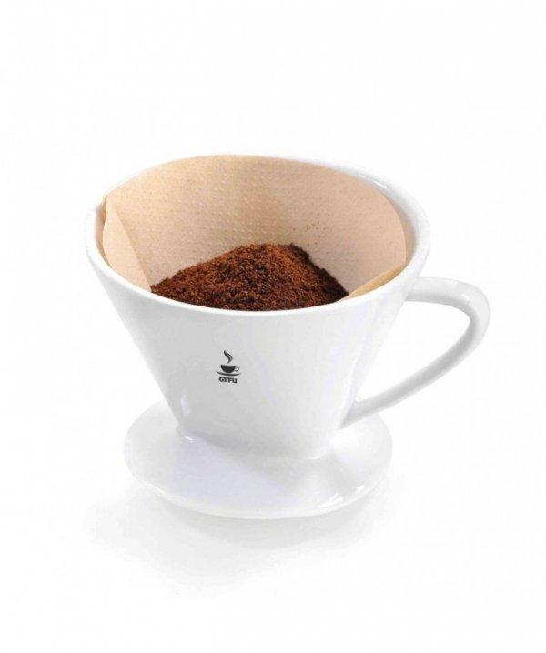 Porcelanowy Filtr Do Kawy SANDRO, Rozmiar 2 Gefu