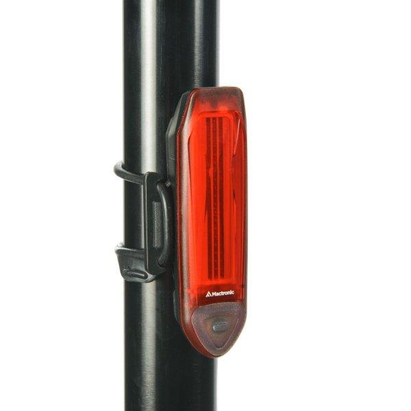 Ładowalna lampa rowerowa tylna Red Line