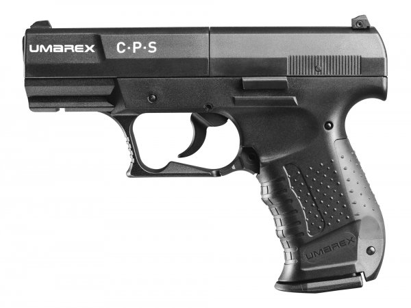 Pistolet Umarex CPS black 4.5 mm