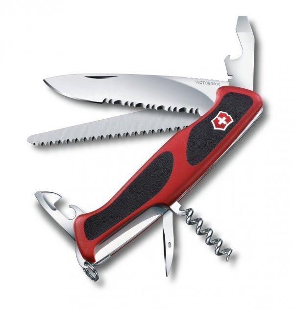 Victorinox Delemont RangerGrip 155 0.9563.WC Kurier Gratis