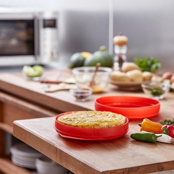 Naczynie NATIVE do hiszpańskiego omletu Lekue
