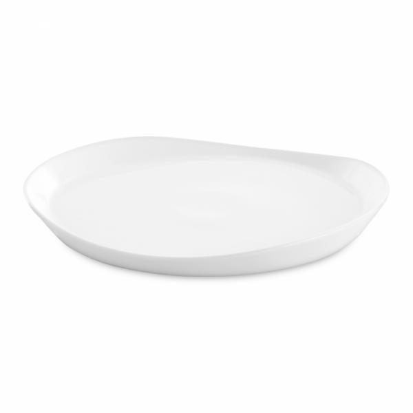 Berghoff porcelanowe talerze 28 cm 4 szt.
