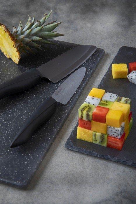 Kyocera Nóż do owoców 7,5 cm Shin Black