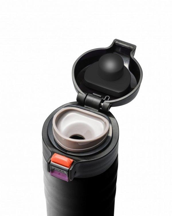 Kyocera Ceramiczny kubek termiczny 350ml Stalowy