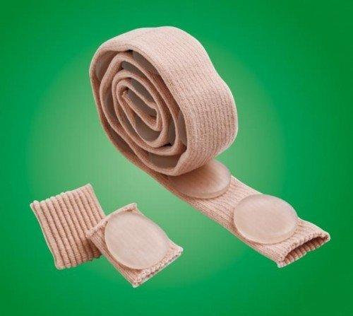 Jednostronne osłony elastyczne z osłonami żelowymi 6701 ( L )