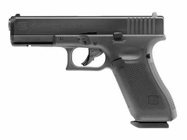 Pistolet wiatrówka Glock 17 gen 5 4,5 mm