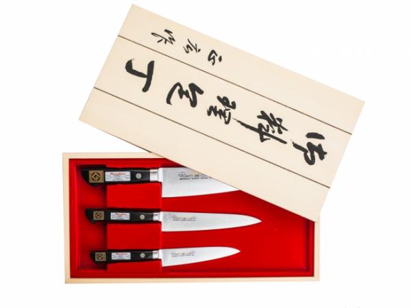 Zestaw noży Masahiro MV W137_110402
