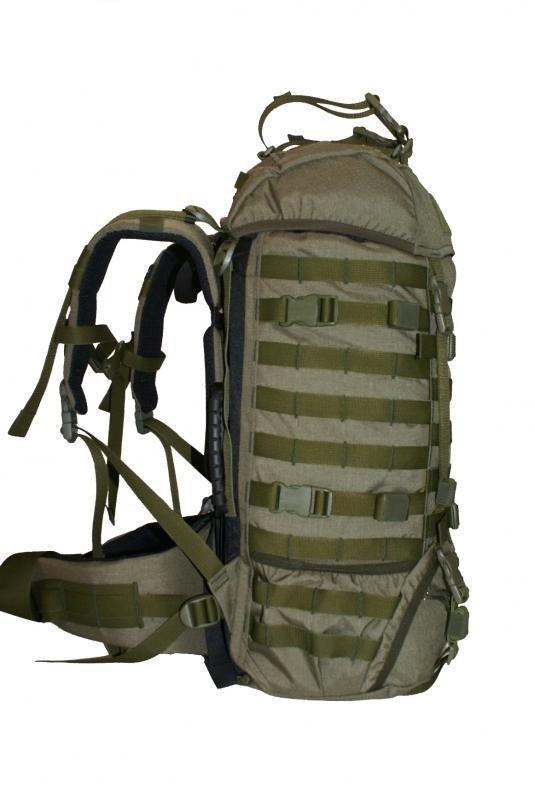 Plecak Wisport Raccoon 45l OLIVE GREEN