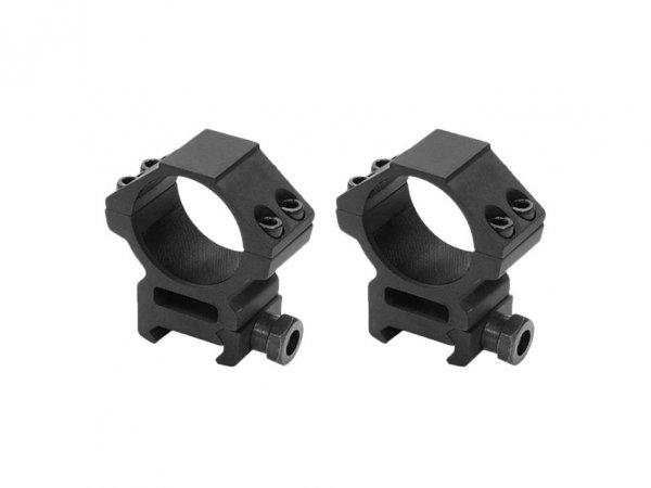 Montaż dwuczęściowy średni Leapers AccuShot 30/22 mm (weaver)