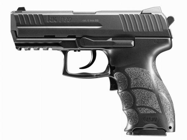 Replika pistolet ASG H&K Heckler&Koch P30 6mm